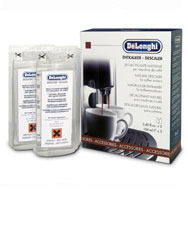 Delonghi Descalers