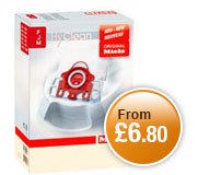 Miele Vacuum Cleaner Bags - From £0.79