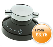Cooker Knobs - From £3.75