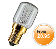 Lamps & Bulbs - From £3.05